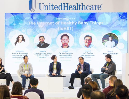 The Internet of Healthy Baby Things (IoBT)