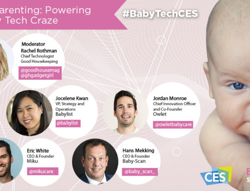Digital Parenting: Powering the Baby Tech Craze